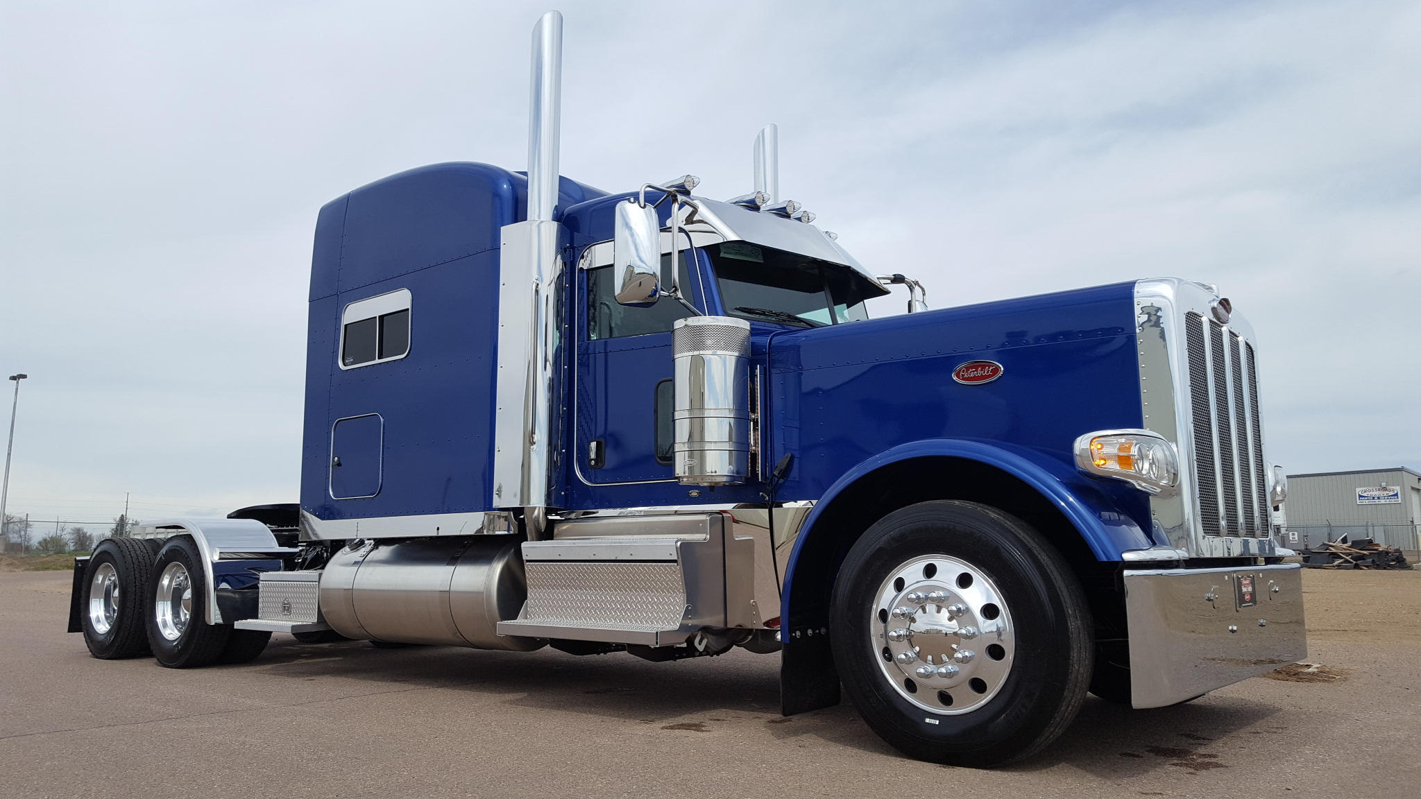 New 2018 Custom 389 For Sale Peterbilt Of Sioux Falls